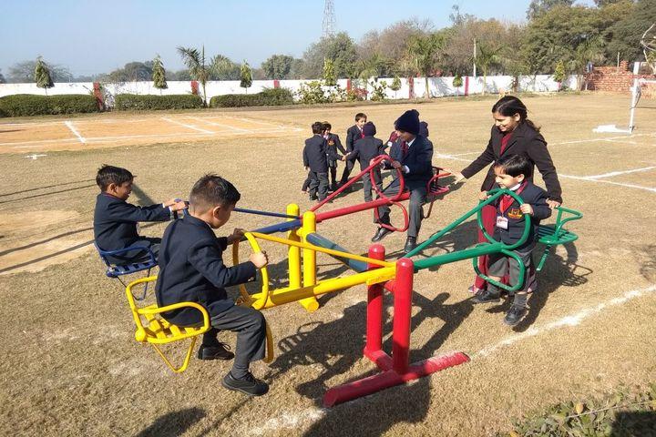Katar Singh Memorial Public School-Kindergarten