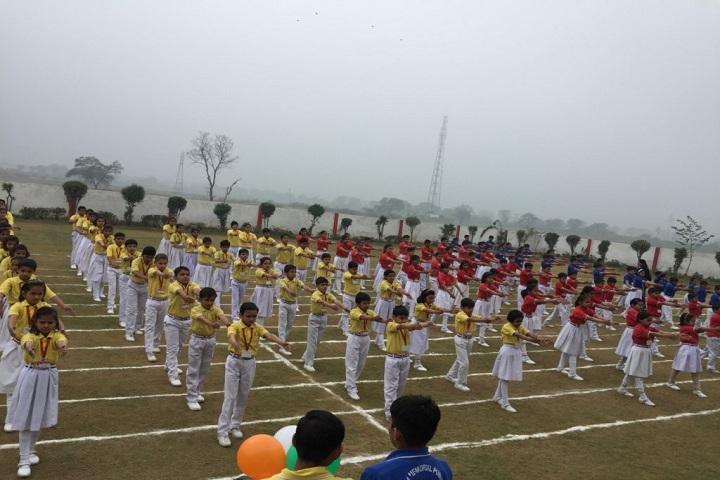 Katar Singh Memorial Public School-Assembly