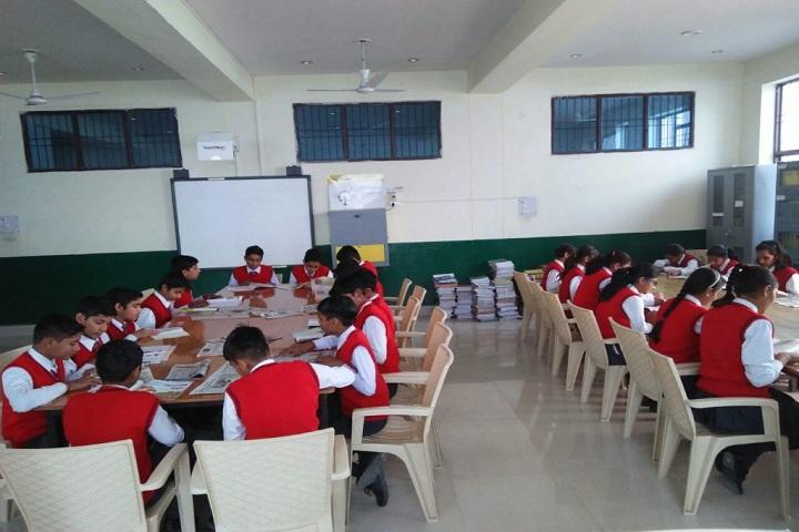 Katar Singh Memorial Public School-Library
