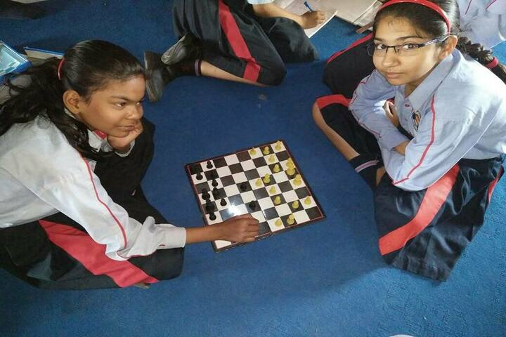 KCM World School-Indoor Games