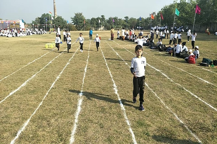 KCM World School-Sports Day