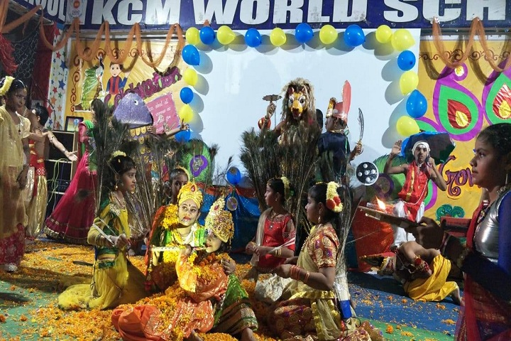 KCM World School-Festival Celebrations
