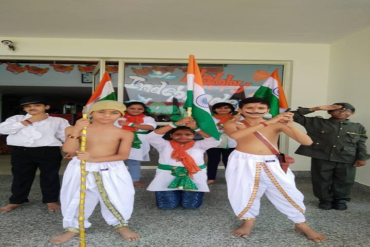 KCM World School-Independence day