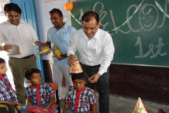 Kendriya Vidyalaya-Birthday Celebration