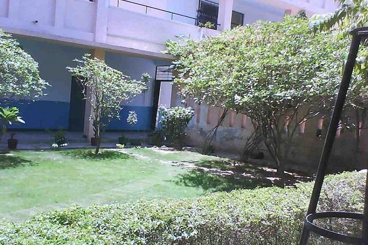 Kendriya Vidyalaya-Garden Area