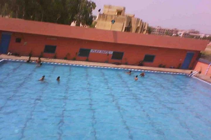 Kendriya Vidyalaya-Swimming Pool