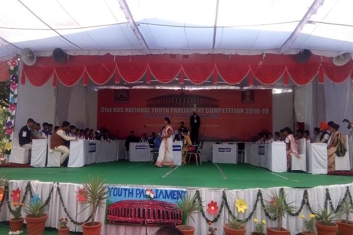 Kendriya Vidyalaya-Youth Parliament