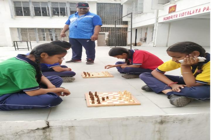 Kendriya Vidyalaya-Chess Competition