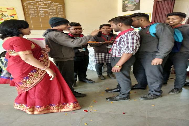 Kendriya Vidyalaya-Fare Well Day Celebration