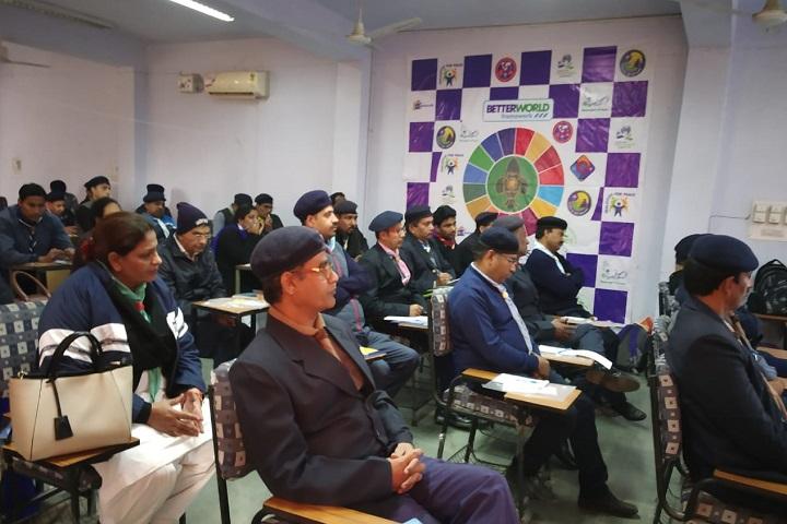 Kendriya Vidyalaya-Scout And Guide Meeting