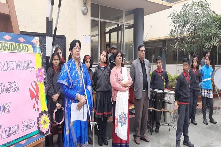 Kendriya Vidyalaya No 2-Womens Day Celebration