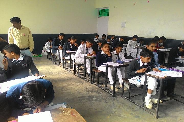Kharian Public School-Classroom