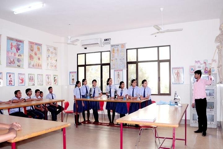 Kirorimal Public School-Entrance-BiologyLab