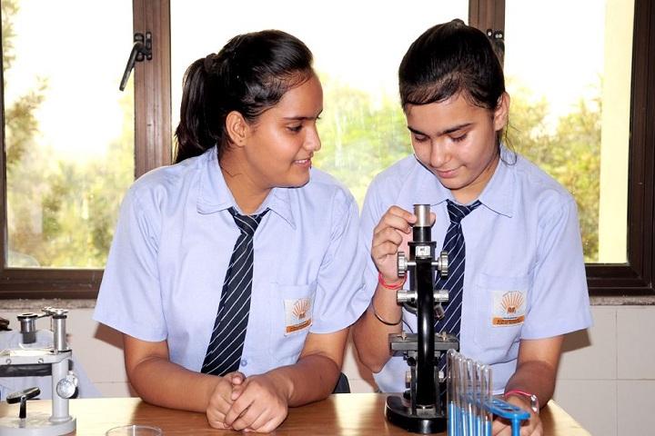 Kirorimal Public School-Entrance-ChemistryLab