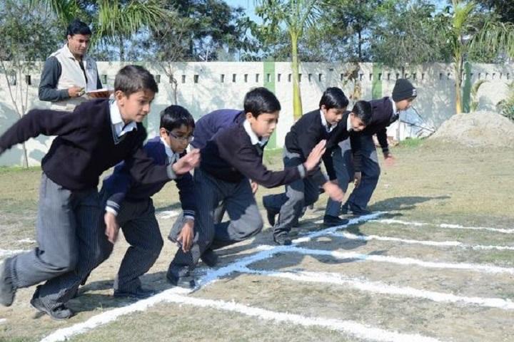 Kirorimal Public School-Entrance-Games