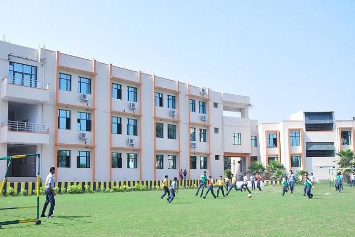Kirorimal Public School-Entrance-Ground