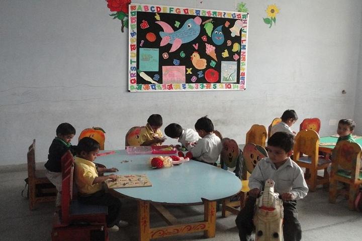 Kirorimal Public School-Kindergarden