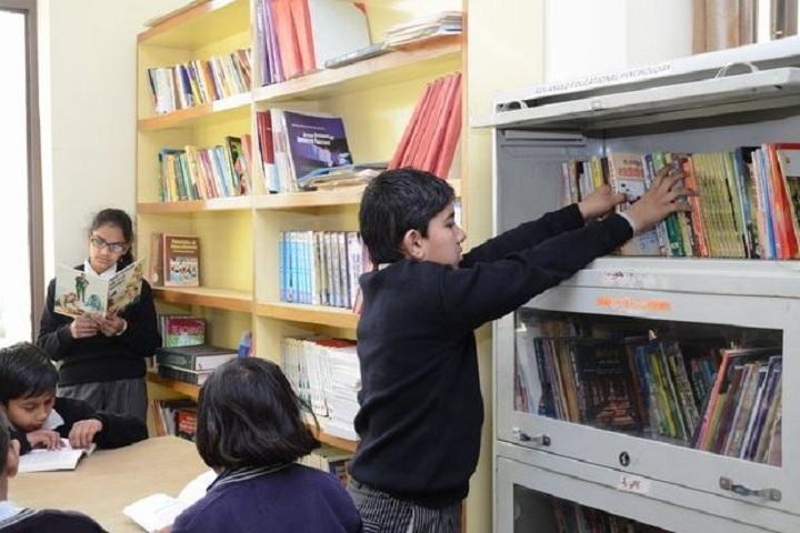 Kirorimal Public School-Library