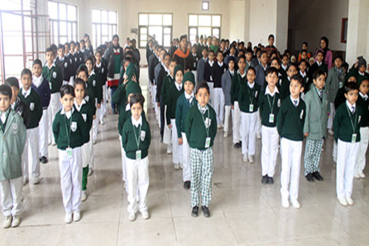 Kite International Public School-Assembly