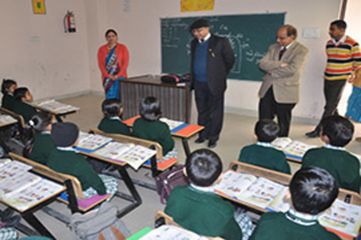 Kite International Public School-Classroom