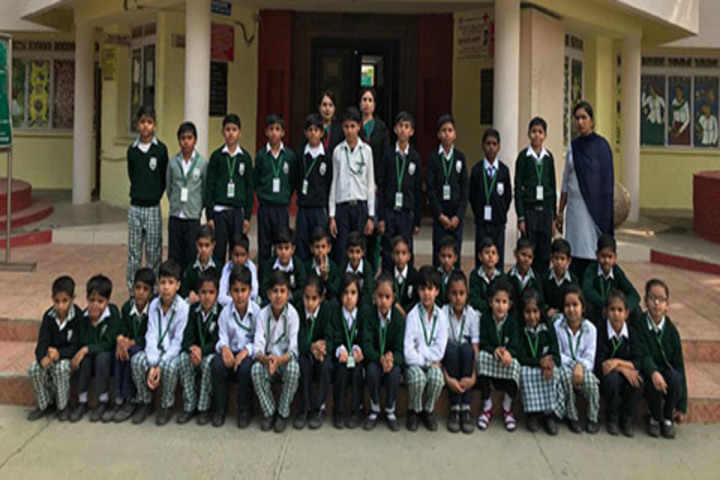 Kite International Public School-Group Photo