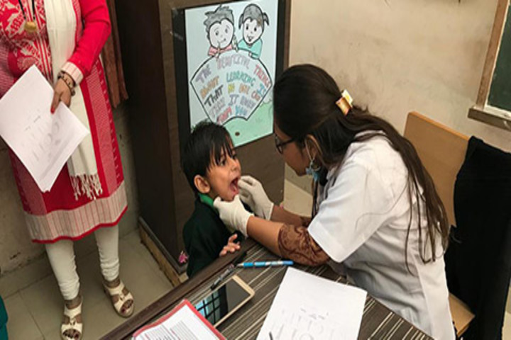 Kite International Public School-Health Check Up