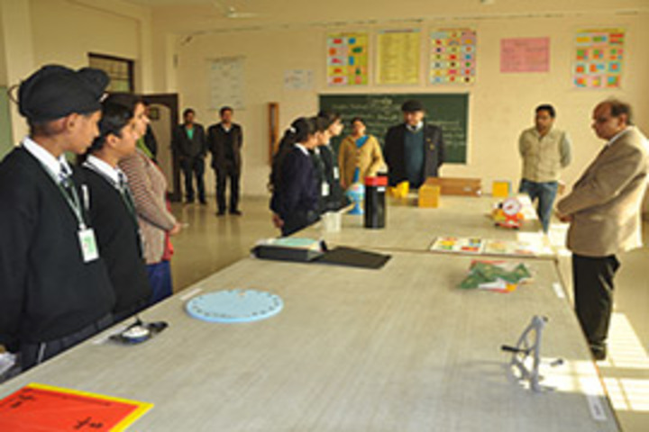 Kite International Public School-Laboratory