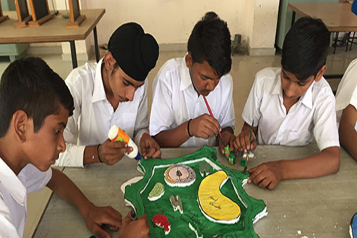 Kite International Public School-Painting