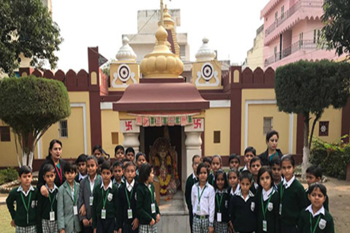 Kite International Public School-Temple