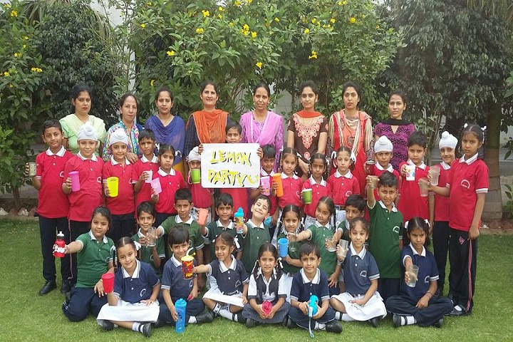 Kohinoor International Academy-Lemon Party