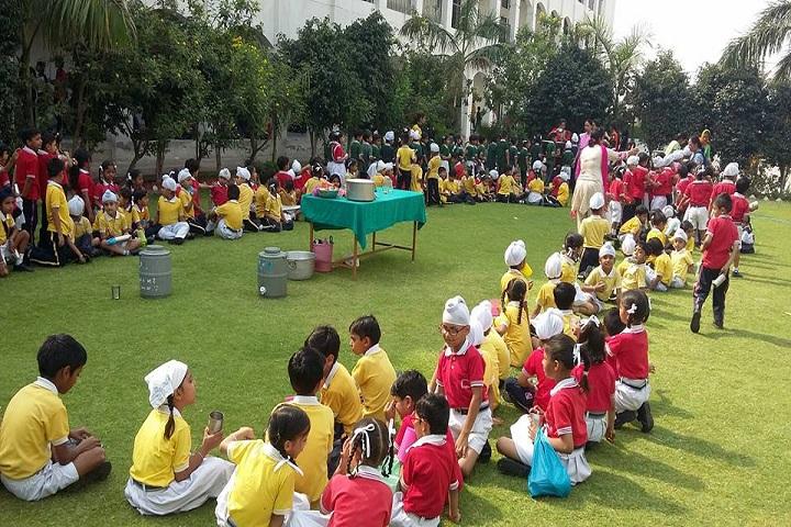 Kohinoor International Academy-Play Ground