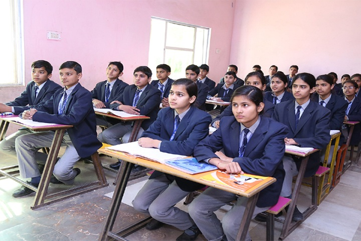 Koyal Public Senior Secondary School-Class-room