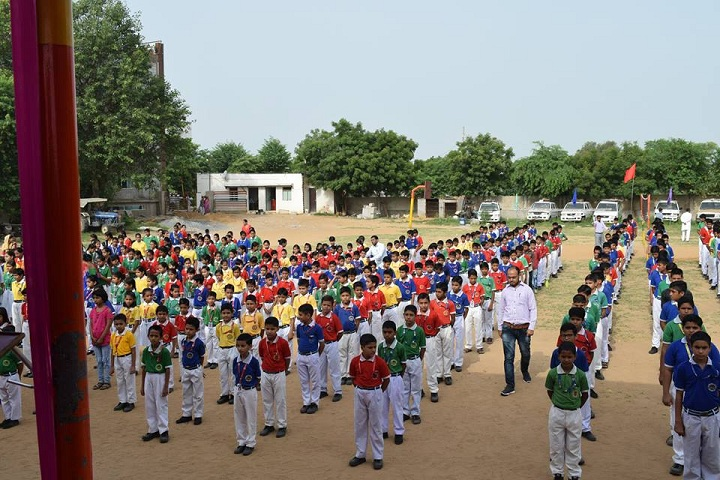 Koyal Public Senior Secondary School-Ground
