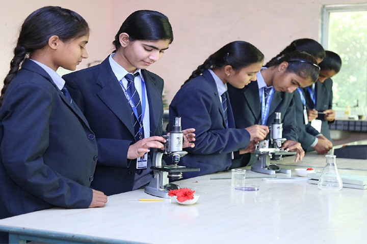 Koyal Public Senior Secondary School-Laboratory