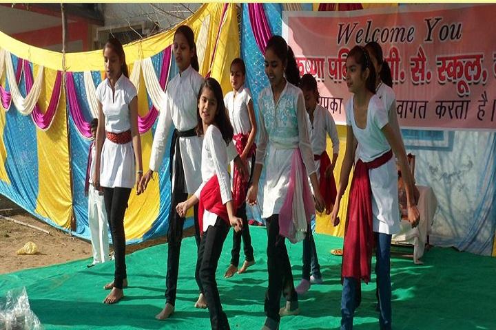 Krishna Public High School-Dance