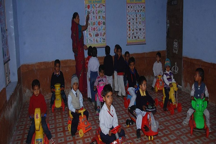 Krishna Public High School-Kindergarten