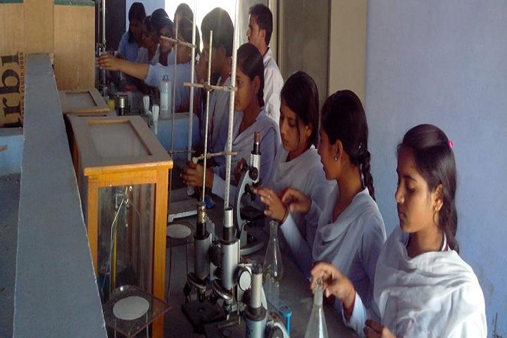 Krishna Public High School-Physical Lab