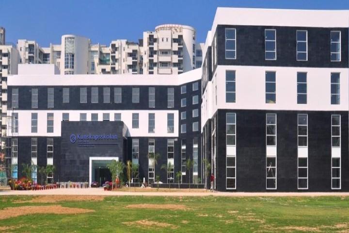 Kunskapsskolan-school building