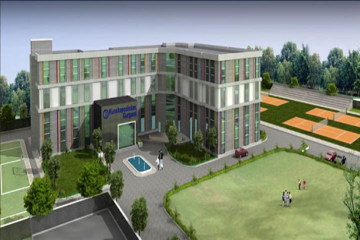 Kunskapsskolan-building