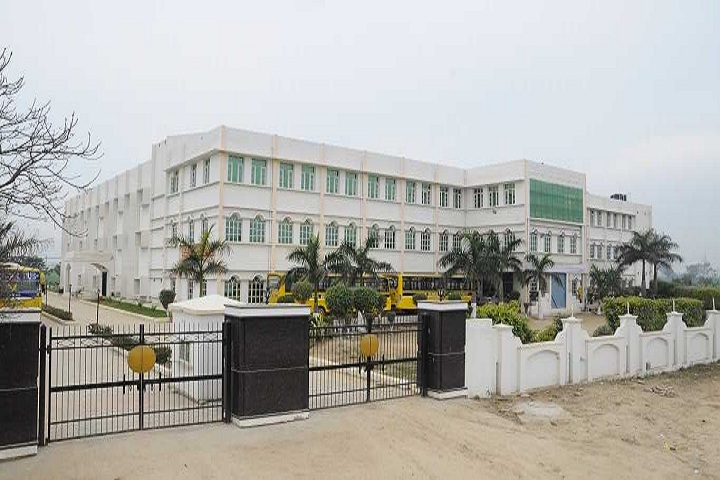 Kvm Global School-School Campus