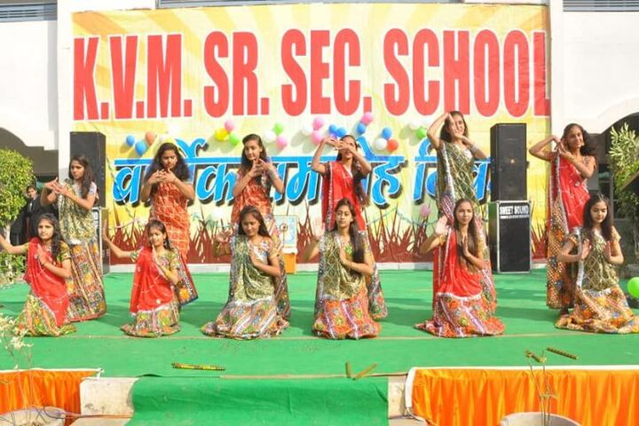 Kvm Global School-Dance