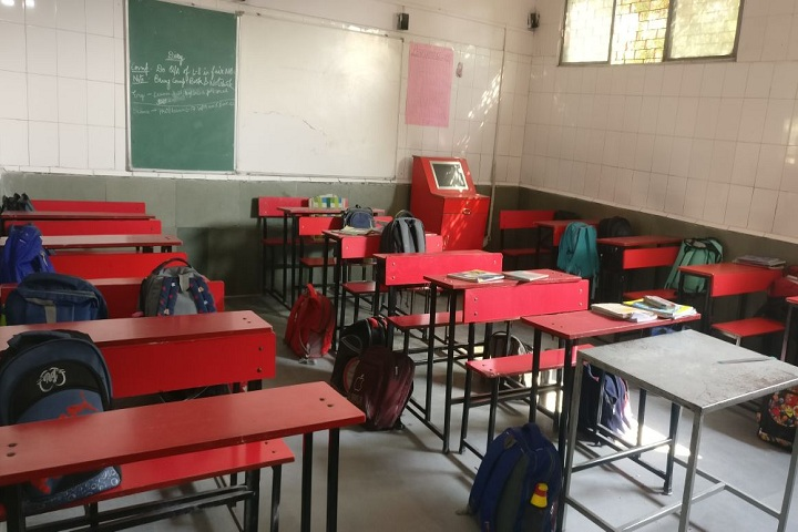 Lady Florence Public School-Class-Room