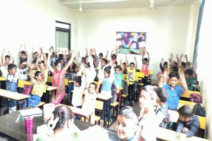 Lakshay International School-Class-Room