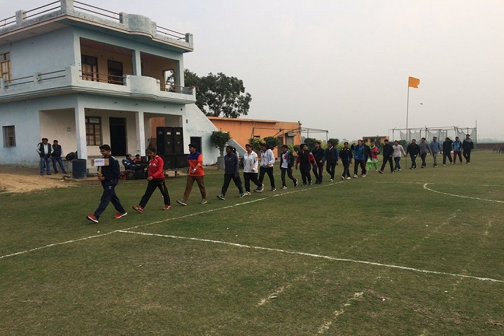 Lakshay International School-Games