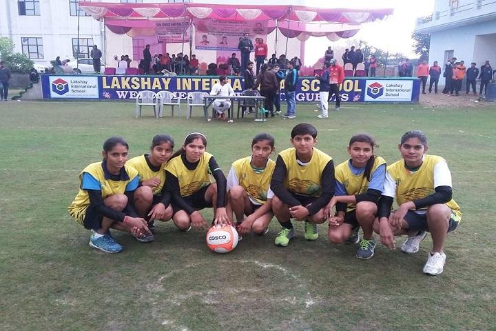 Lakshay International School-Sports