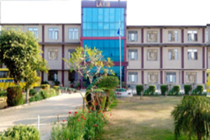 Laxmi Senior Secondary School-Campus