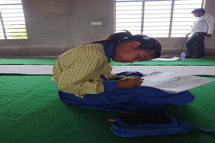 Laxmi Senior Secondary School-DrawingRoom