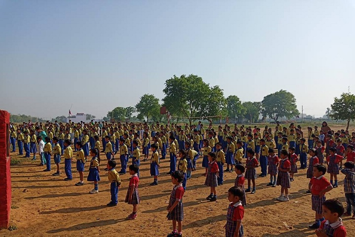 Laxmi Senior Secondary School-Ground