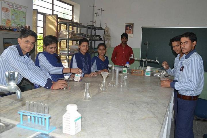 Laxmi Senior Secondary School-Laboratory
