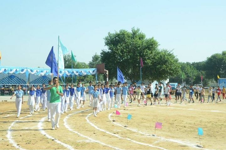 Laxmi Senior Secondary School-Sports